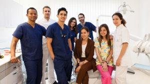 dentista y clínica dental en Los Boliches